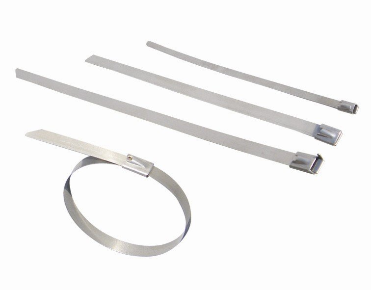 Stainless Steel Wire Ties : Stainless steel cable ties packs of discount fire