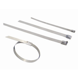 Stainless Steel Cable Ties - Packs of 100