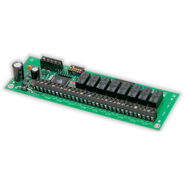 Kentec Syncro 8 Way Extender Board