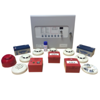 Fire Alarms, Fire Alarm Kits, Conventional Kits - Kentec and Hochiki Conventional 2, 4, or 8 Zone Fire Alarm Kit
