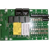 Fire Alarms, Fire Alarm Panels, Conventional Fire Panel Peripherals - C-Tec CFP Relay Output Card - 4 Relays