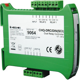 Hochiki ESP Analogue Dual Relay Controller with DIN Rail Option