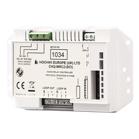 Fire Alarms, Fire Alarm Accessories, Addressable Interface Units, Hochiki ESP Intelligent Modules - Hochiki ESP Mains Relay Controller With SCI With DIN Rail Option