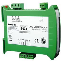 Hochiki ESP Mains Relay Controller With SCI With DIN Rail Option