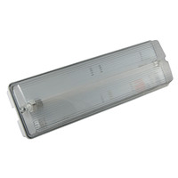 Emergency Lighting, Emergency Lights - 8W Maintained Bulkhead Emergency Light