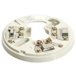 Hochiki CDX Conventional Mounting Base in Ivory or White