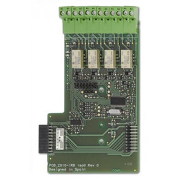 Ziton Conventional Fire Panel Supervised or Unsupervised Relay Board