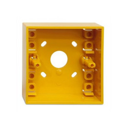 Hochiki SR/Y Mounting Box for Hochiki Manual Call Points