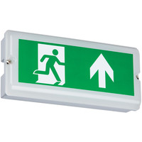 Emergency Lighting, Emergency Exit Signs - IP65 LED Emergency Exit Box (Maintained or Non-maintained)