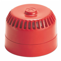 Fire Alarms, Sounders, Flashers & Bells, Fire Alarm Sounders, Conventional Sounders - Roshni Low Profile (RoLP) Conventional Fire Alarm Sounder