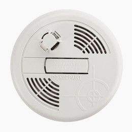 First Alert 9V Heat Alarm With Test and Hush Button