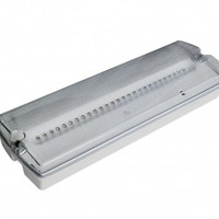Emergency Lighting, Emergency Bulkhead Lights - Meteor Maxi IP65 LED LED Emergency Bulkhead