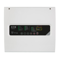 Fire Alarms, Fire Alarm Systems, Eaton Ultra BiWire Fire Alarm System, Eaton BiWire Ultra Panels - Bi-Wire Flexi Fire Alarm Panel (Conventional or Bi-Wire Selectable Zones)