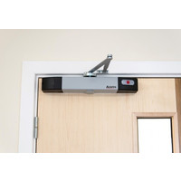 Fire Alarms, Fire Alarm Accessories, Fire Door Closers, Wireless Fire Door Closers - Agrippa Acoustic Fire Door Closer