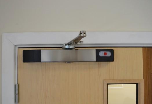 Fire Door Closers : Agrippa acoustic fire door closer discount supplies