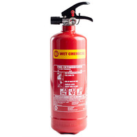 Fire Extinguishers & Blankets, Wet Chemical Fire Extinguishers - 3 Litre Wet Chemical Extinguisher