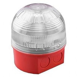 Apollo XP95 Intelligent Open-Area Sounder Beacon With Red or Clear Lens