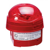 Fire Alarms, Sounders, Flashers & Bells, Intrinsically Safe Sounders and Flashers - IS FlashDome Intrinsically Safe Beacon