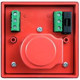 Economy Fire Alarm Mains Safety Isolator Switch (Surface or Flush)