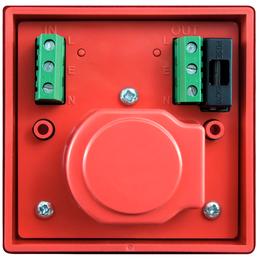 Economy Fire Alarm Mains Safety Isolator Switch (Surface or Flush)