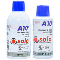 Fire Alarms, Detector Test Equipment, Smoke Detector Testing - Solo A10 & A10S Smoke Detector Tester Aerosols (Non-Flammable)