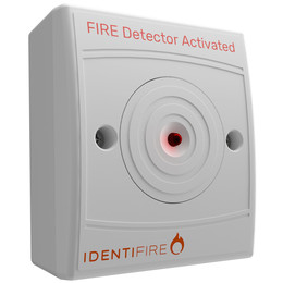 IdentiFire Remote LED Indicator With Optional Buzzer