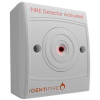 Fire Alarms, Fire Alarm Accessories, Remote LED Indicators - IdentiFire Remote LED Indicator With Optional Buzzer