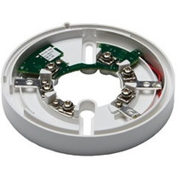 Fire Alarms, Fire Alarm Detectors, Fire Alarm Detector Bases, Nittan Evolution Addressable Detector Bases - Nittan Evolution Detector Mounting Base With Short Circuit Isolator