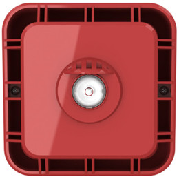 Xtratone MKII Addressable Combined Sounder & Beacon in Red or White