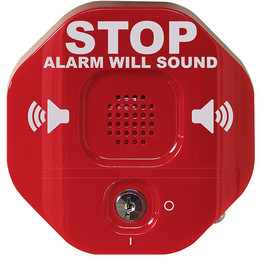 STI 6400 Emergency Exit Doors Alarm