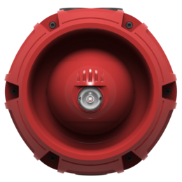 Raptor MKII Addressable Weatherproof Combined Sounder & Beacon in Red or White