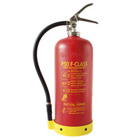 Fire Extinguishers & Blankets, Service Free Fire Extinguishers - P50 Service Free 6 Litre Wet Chemical Fire Extinguisher