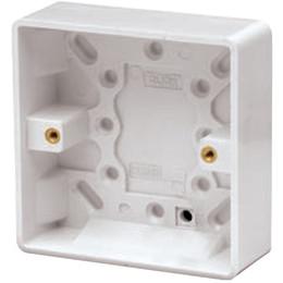 1 Gang 25mm Deep Patress Box