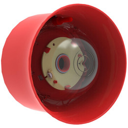 Hochiki CHQ-WSB2 ESP Addressable Wall Sounder Beacon in Red or White