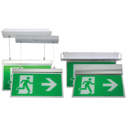 Razor LED Emergency Exit Sign