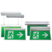 Emergency Lighting, Emergency Exit Signs - Razor LED Emergency Exit Sign