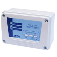 Fire Alarms, Fire Alarm Accessories, Addressable Interface Units, Zeta Fyreye Addressable Interfaces - Zeta Addressable Zone Monitoring Unit