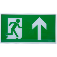 Emergency Lighting, Emergency Exit Signs - Dale Self-Test LED Emergency Exit Box