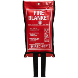 Firechief Economy Soft Case Fire Blanket