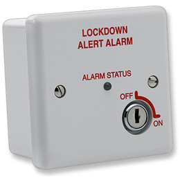 Haes BRLDA Lockdown Alert Alarm Pulsing Relay