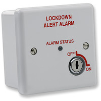 Fire Alarms, Fire Alarm Accessories, Fire Alarm Relays - Haes BRLDA Lockdown Alert Alarm Pulsing Relay