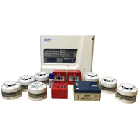 Fire Alarms, Fire Alarm Kits, 2 Wire Kits - Infinity ID2 2, 4, or 8 Zone Fire Alarm Kit