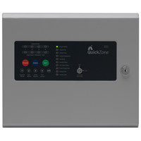 Fire Alarms, Fire Alarm Panels, Conventional Panels - QuickZone 2 or 4 Zone Conventional or Sav-Wire Panel