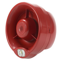 Fire Alarms, Wireless Fire Alarms, Hochiki FIREwave Hybrid Wireless Fire Alarm System, Hochiki FIREwave Sounder & Beacons - Hochiki FIREwave Wireless Weatherproof Wall Sounder VAD