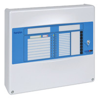 Fire Alarms, Fire Alarm Panels, Conventional Panels - Morley Horizon 2, 4 or 8 Zone Conventional Panel