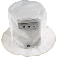 Fire Alarms, Passive Fire Protection, Intumescent Fire and Smoke Seals - Fire Hood Intumescent Downlight Cover