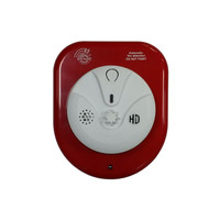 Fire Alarms, Standalone Fire Alarms, Wireless Site Alarms - Howler Site Alert RF Heat Detector