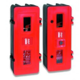 Fire Extinguisher Box with Lock
