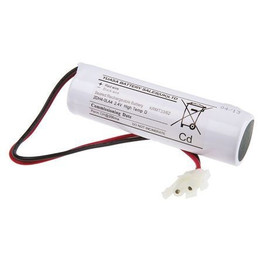 Yuasa 2.4v 4.0Ah Ni-Cd Emergency Light Battery