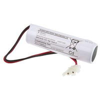 Emergency Lighting, Emergency Lighting Batteries - Yuasa 2.4v 4.0Ah Ni-Cd Emergency Light Battery